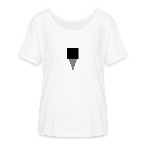 Mystery Mike Hat - Women's Batwing-Sleeve T-Shirt by Bella + Canvas