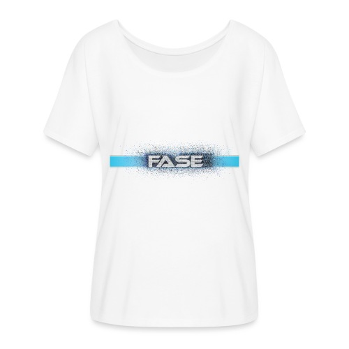 FASE - Women's Batwing-Sleeve T-Shirt by Bella + Canvas