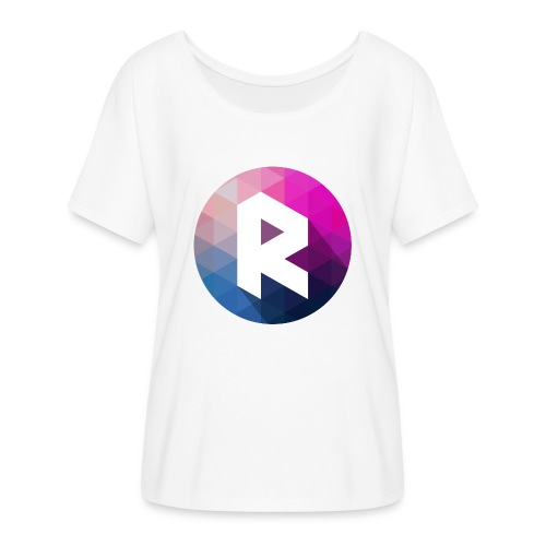 radiant logo - Women's Batwing-Sleeve T-Shirt by Bella + Canvas