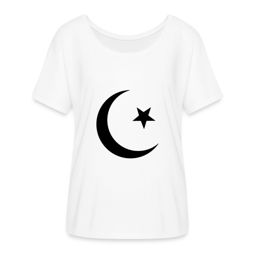 islam-logo - Women's Batwing-Sleeve T-Shirt by Bella + Canvas