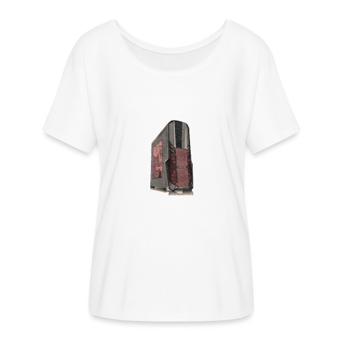 ULTIMATE GAMING PC DESIGN - Women's Batwing-Sleeve T-Shirt by Bella + Canvas