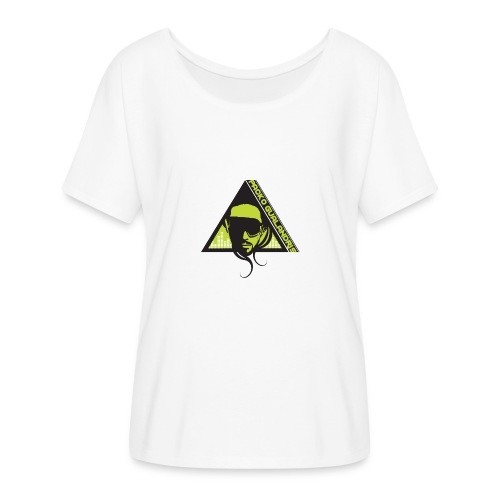 PACKO LOGO 2017 RGB PNG - Women's Batwing-Sleeve T-Shirt by Bella + Canvas