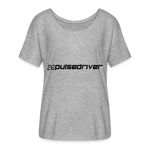 Pulsedriver Beanie - Women's Batwing-Sleeve T-Shirt by Bella + Canvas