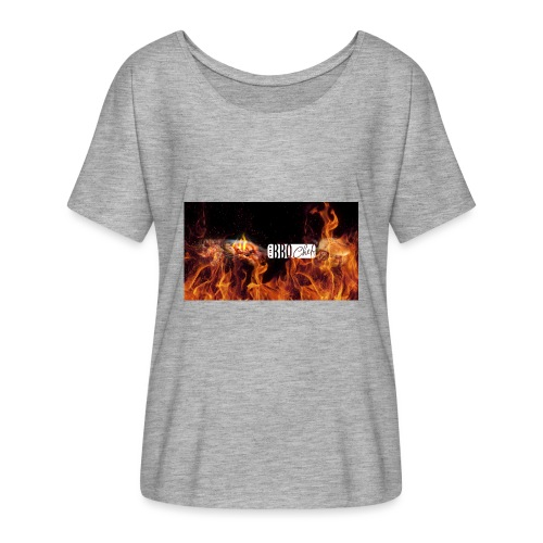 Barbeque Chef Merchandise - Women's Batwing-Sleeve T-Shirt by Bella + Canvas