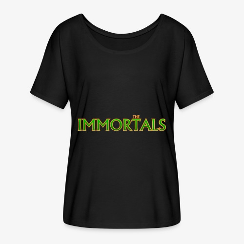 Immortals - Women's Batwing-Sleeve T-Shirt by Bella + Canvas