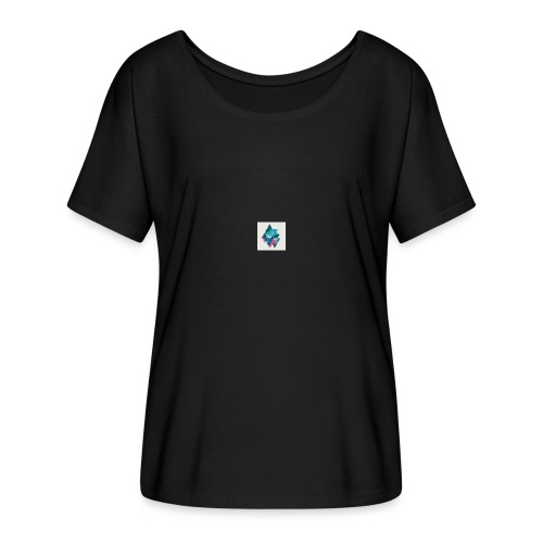 souncloud - Women's Batwing-Sleeve T-Shirt by Bella + Canvas