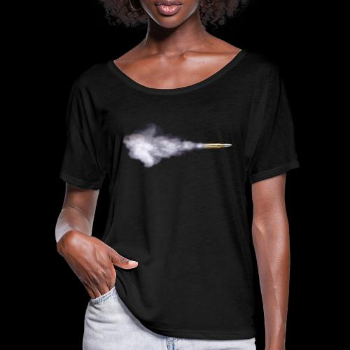 Spectrum [IMPACT COLLECTION] - Women's Batwing-Sleeve T-Shirt by Bella + Canvas