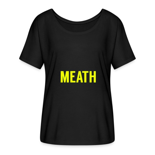 MEATH - Women's Batwing-Sleeve T-Shirt by Bella + Canvas