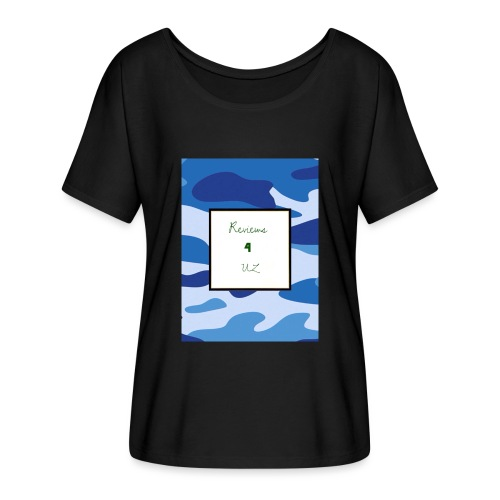 My channel - Women's Batwing-Sleeve T-Shirt by Bella + Canvas