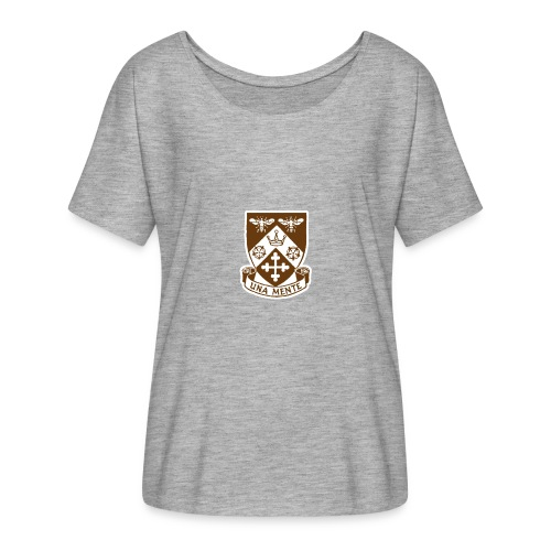 Borough Road College Tee - Women's Batwing-Sleeve T-Shirt by Bella + Canvas
