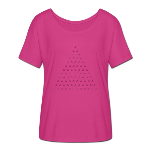 www - Women's Batwing-Sleeve T-Shirt by Bella + Canvas