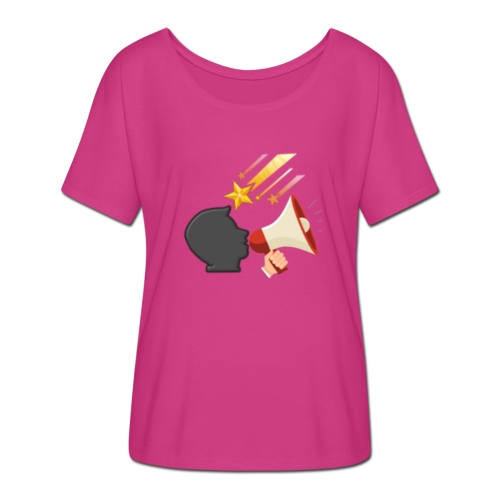 Christian Youtubers - Women's Batwing-Sleeve T-Shirt by Bella + Canvas