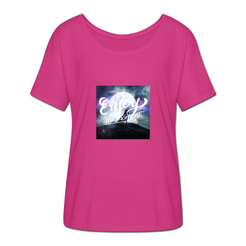 Kirstyboo27 - Women's Batwing-Sleeve T-Shirt by Bella + Canvas