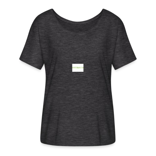 deathnumtv - Women's Batwing-Sleeve T-Shirt by Bella + Canvas