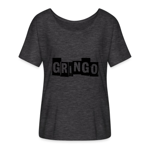 Cartel Gangster pablo gringo mexico tshirt - Women's Batwing-Sleeve T-Shirt by Bella + Canvas