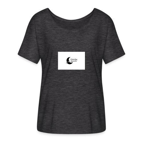 Dreaming Charlotte - Intro - Women's Batwing-Sleeve T-Shirt by Bella + Canvas