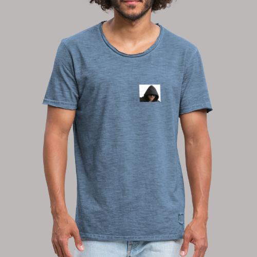 Edalgomo - Camiseta vintage hombre