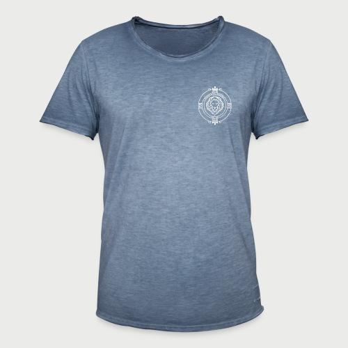 KFTG Logo weiss - Männer Vintage T-Shirt