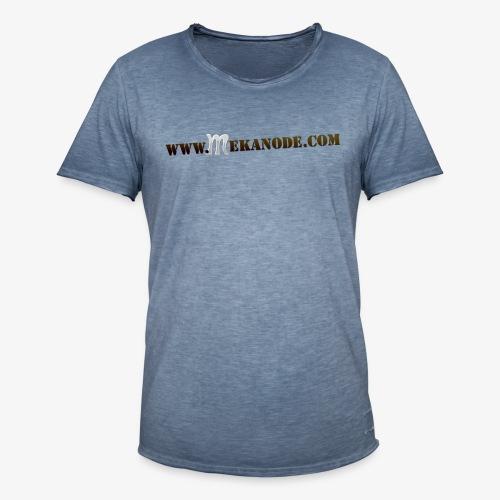 wwwMEKANODEcom - T-shirt vintage Homme