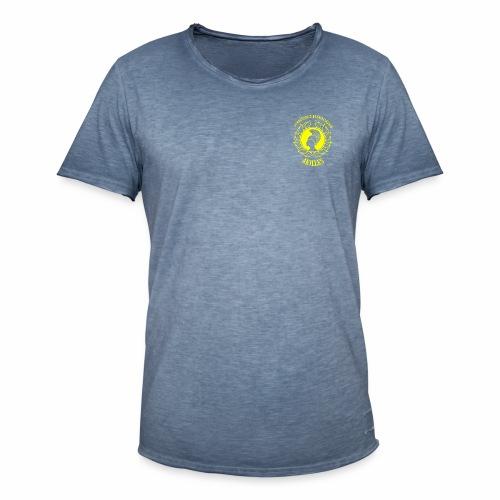 NBKALogga - Vintage-T-shirt herr