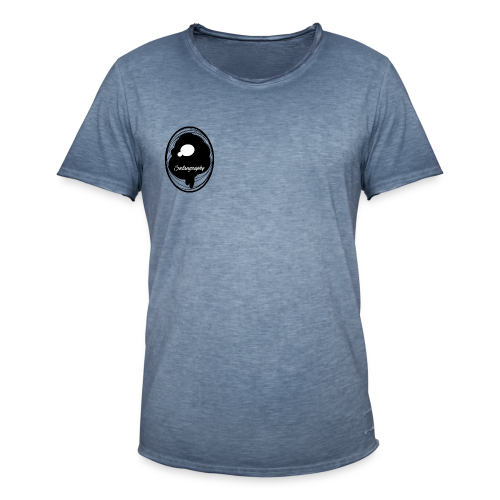 Sulaugraphy© - T-shirt vintage Homme