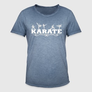 karate - Men's Vintage T-Shirt