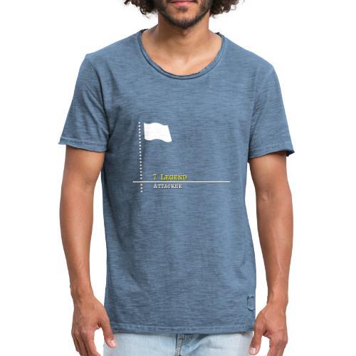 Caption 90 - Men's Vintage T-Shirt
