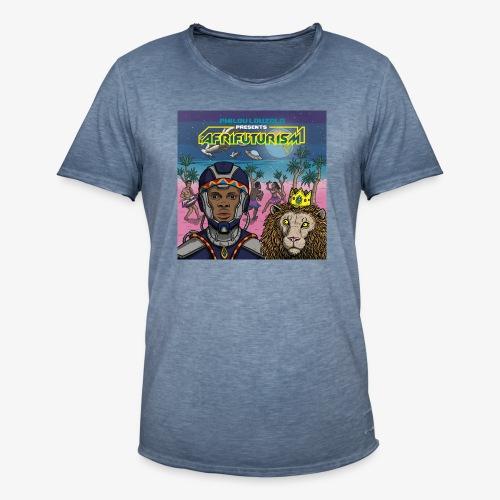 Afrifuturism - Philou Louzolo - Men's Vintage T-Shirt