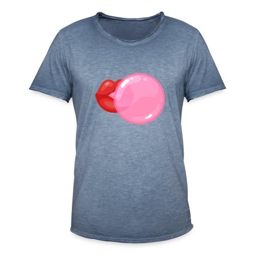 Koszulka usta 11 - Koszulka męska vintage