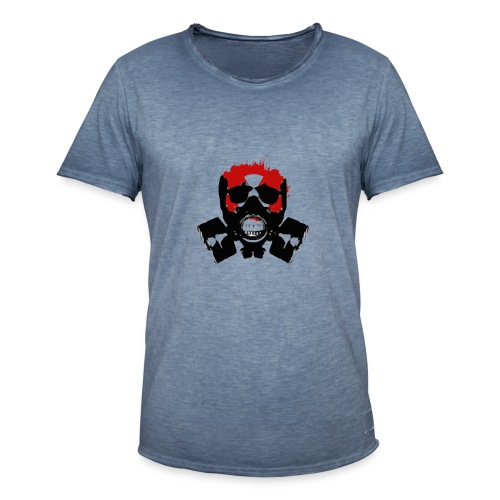 isolated - Mannen Vintage T-shirt