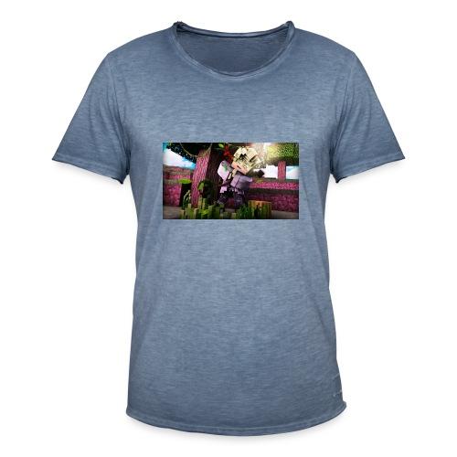 SehrEffektiv stehend - Männer Vintage T-Shirt
