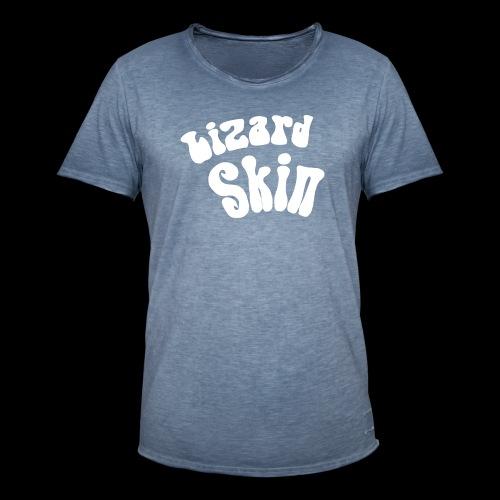 Lizard Skin Branded T-shirt - Men's Vintage T-Shirt