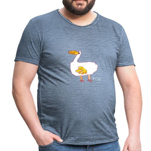 Ollie's Duck - Men's Vintage T-Shirt