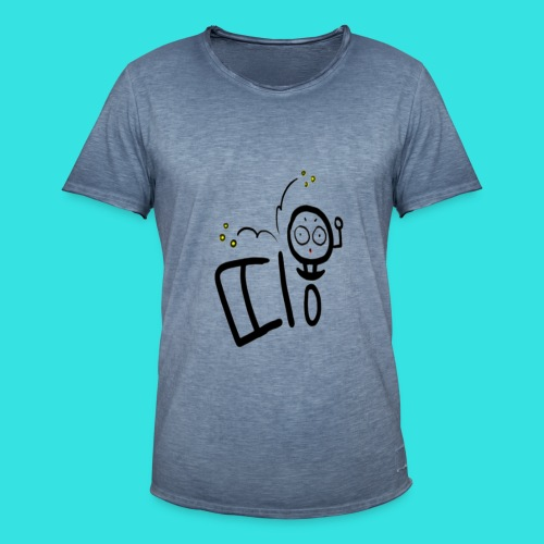 11b - Koszulka męska vintage