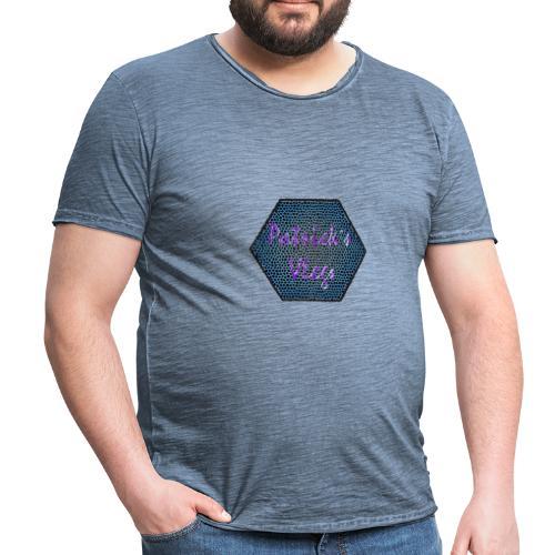Erster Merch - Männer Vintage T-Shirt