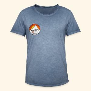 Team XA 10 Years evolution - Vintage-T-shirt herr
