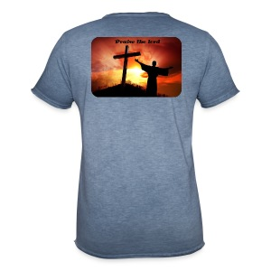 Praise the lord - Vintage-T-shirt herr