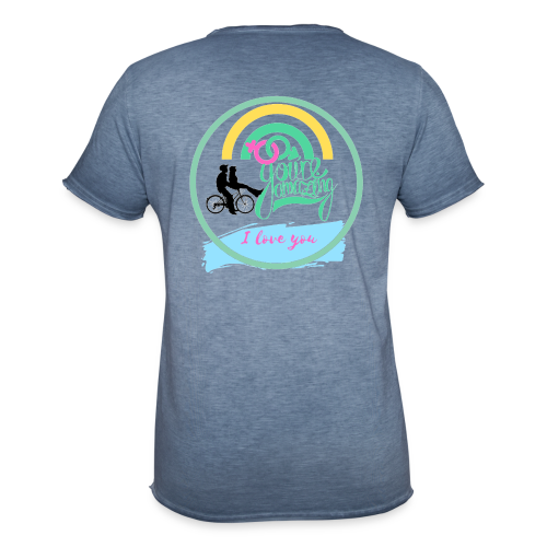 patterncontest - Männer Vintage T-Shirt
