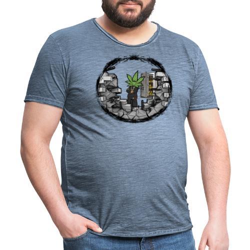 Tresor - Männer Vintage T-Shirt