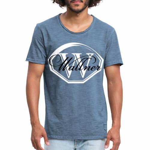 Steinhauer Blut ist kein Himbeersaft - Männer Vintage T-Shirt