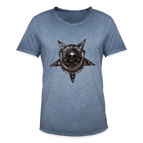 Badge CANYONBALL - T-shirt vintage Homme