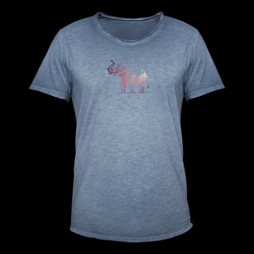 Tembo - Camiseta vintage hombre