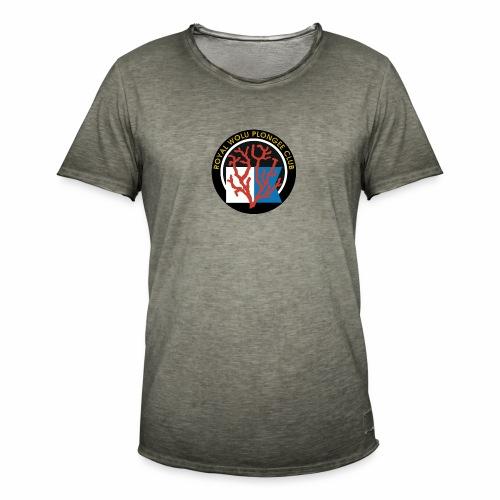 Royal Wolu Plongée Club - T-shirt vintage Homme
