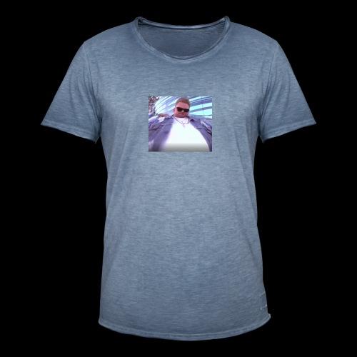 nIcK cRoMpTon - Men's Vintage T-Shirt