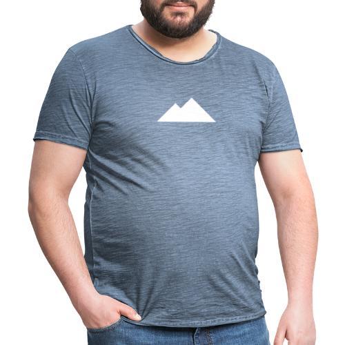 Mountain - Miesten vintage t-paita