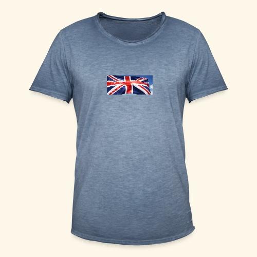 UK flag - Men's Vintage T-Shirt