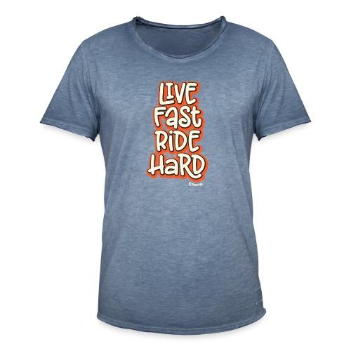 Asset 13 - Vintage-T-shirt herr