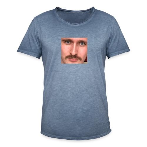 fistejB - Allan Oil Company Merch - Vintage-T-skjorte for menn