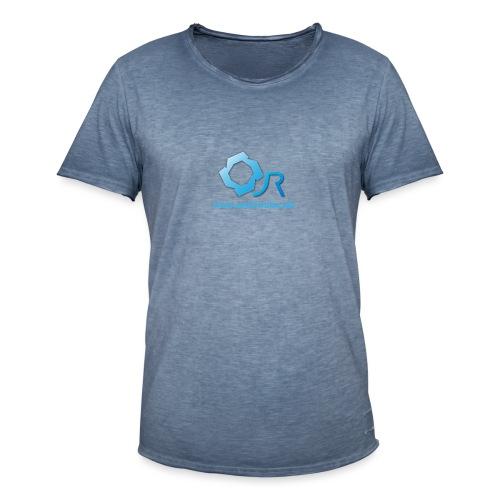 Official Logo - Men's Vintage T-Shirt