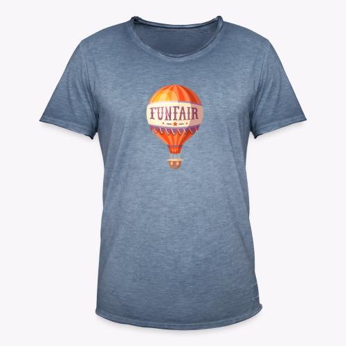 Vintage Balloon - Men's Vintage T-Shirt